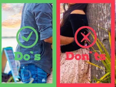 DO'S AND DON'TS OF SEXUAL BEHAVIOR